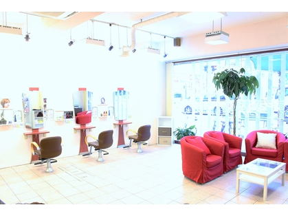 Hair studio Olive(オリーブ)大阪ドーム前店(福島・野田・大正・西淀川/美容室)の写真