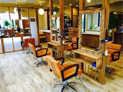 Hair Salon acoord(福島・郡山・いわき・会津若松/美容室)の写真