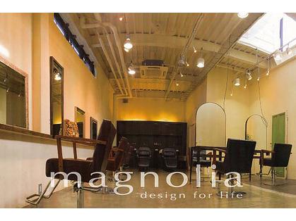 magnolia(山形・鶴岡・米沢・新庄/美容室)の写真