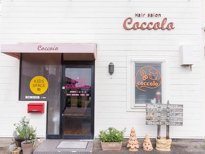 hair salon coccolo(知多・碧南・西尾・蒲郡/美容室)の写真