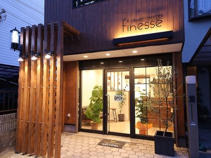 finesse hair design(堺・泉南・岸和田/美容室)の写真