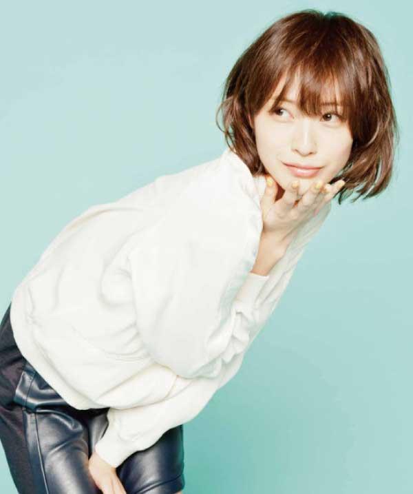 髪型も何もかもがかわいい戸田恵梨香